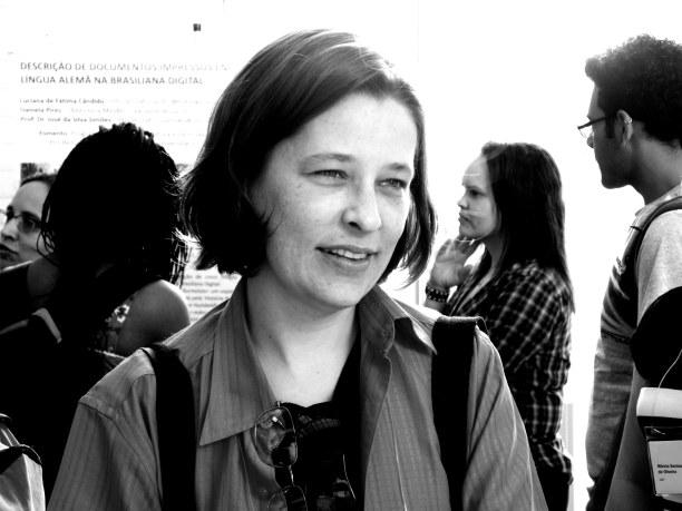 Verena Kewitz. Foto: Elena Lombardo.